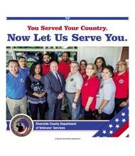 You Served Your Country. Now Let Us Serve You.