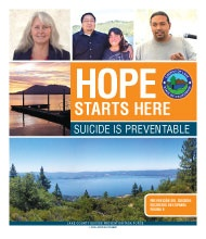 Hope Starts Here: Suicide is preventable