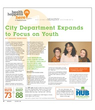 City Department Expands to Focus on Youth