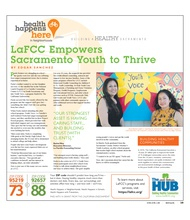 LaFCC Empowers Sacramento Youth to Thrive