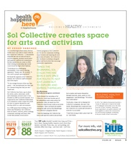 Sol Collective creates spacefor arts and activism