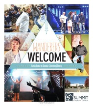 Wanderers Welcome - Come Home to Summit Christian Church