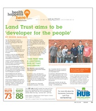 Land Trust aims to be 'developer for the people'