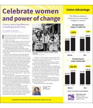 Celebrate women and power of change