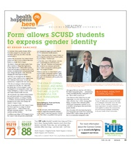 Form allows scusd studentsto express gender identity