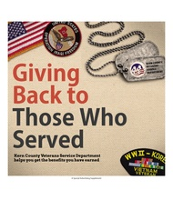 Giving Back to Those Who Served