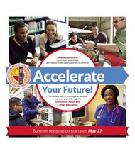Accelerate Your Future / ¡Acelera tu futuro!