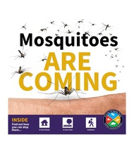 Mosquitoes are Coming