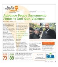 Advance Peace SacramentoFights to End Gun Violence