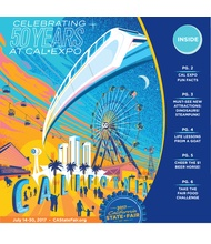 Celebrating 50 Years at Cal Expo