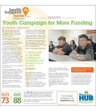 Youth Campaign for More Funding