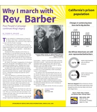 Why I march with Rev. Barber